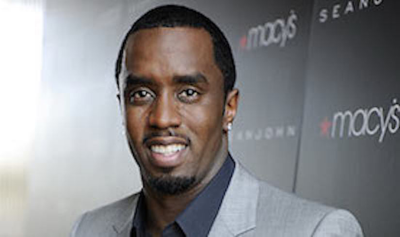 "SEAN ""P Diddy"" COMBS"